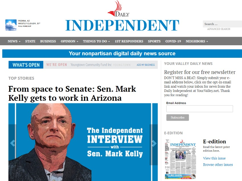 Daily Independent
