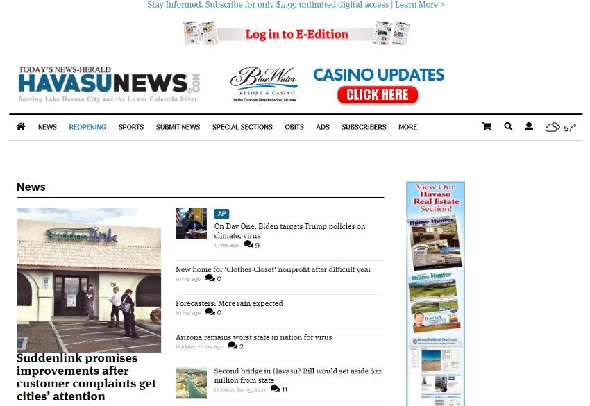 Havasu News