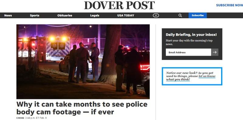 delaware dover post
