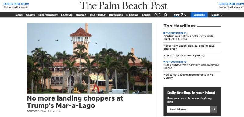 florida palm beach post