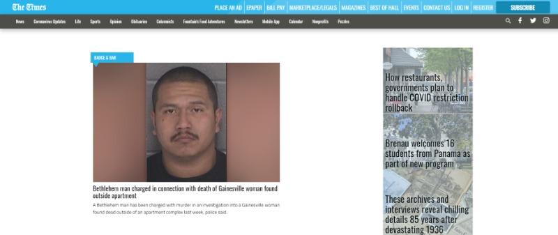 gainesville times newspaper