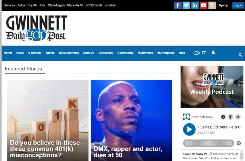 gwinett daily post newspaper