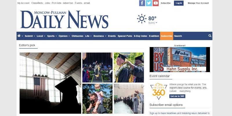 moscow-pullman daily news idaho